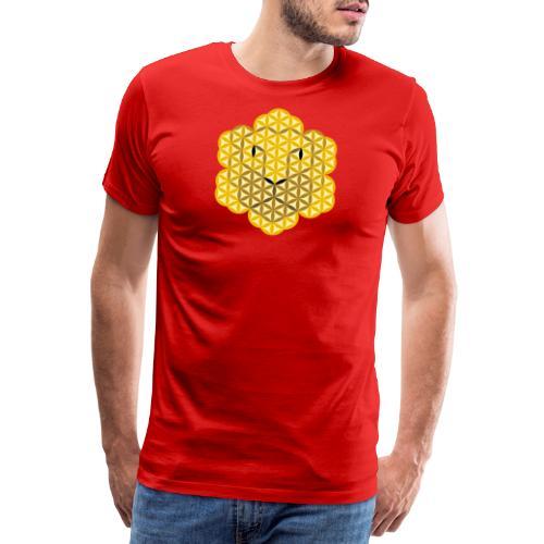The Lion Of Life - Alpha Male, Mane 02 - Men's Premium T-Shirt