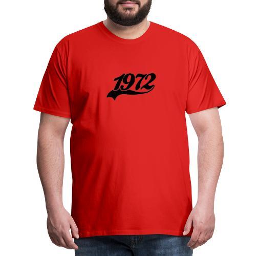 1972 schweif - Männer Premium T-Shirt
