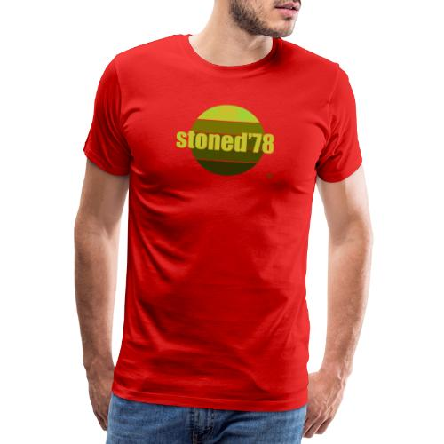 stoned78 - Männer Premium T-Shirt