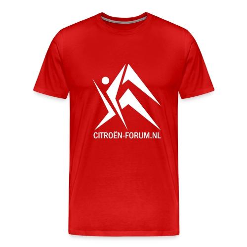 logo cfnl groot - Mannen Premium T-shirt
