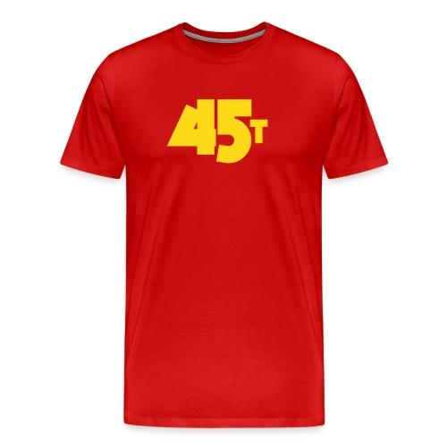 45t - T-shirt Premium Homme