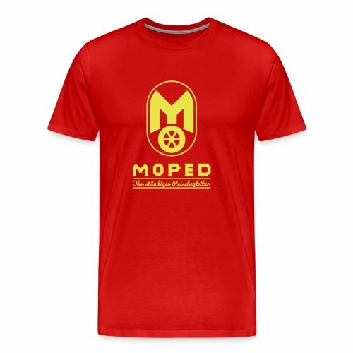 Moped - your constant travel companion - Men's Premium T-Shirt