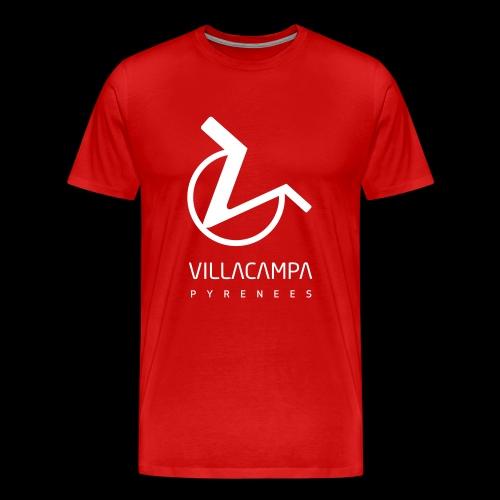 VILLACAMPA tshirt final02 - T-shirt Premium Homme