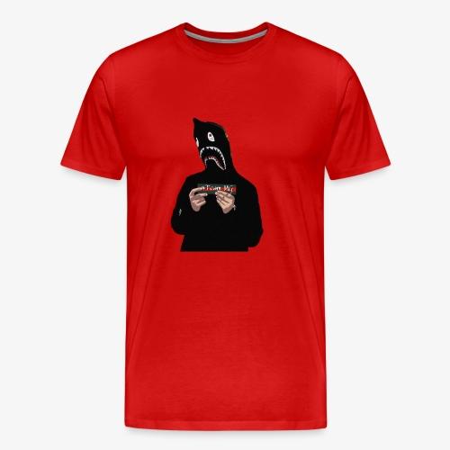 Hypebeast Marton G - Männer Premium T-Shirt