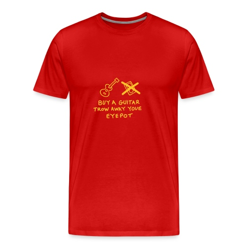 Eyepot - Men's Premium T-Shirt