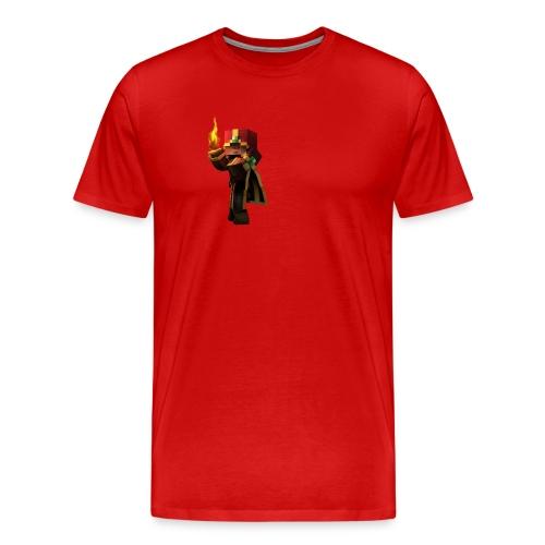 Musmatta - Premium-T-shirt herr