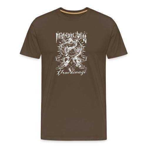 white vintage iori - T-shirt Premium Homme