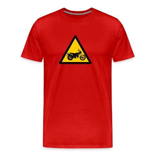 Van Danger Van - Men's Premium T-Shirt