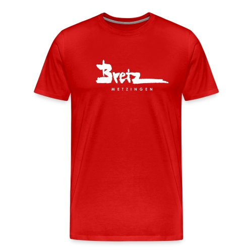 BRETZ Metzingen - Männer Premium T-Shirt