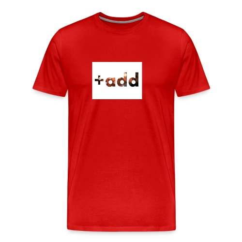 add - Männer Premium T-Shirt