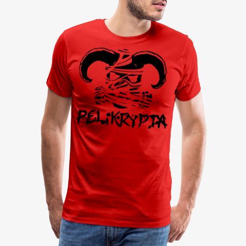 Pelikrypta - Premium-T-shirt herr