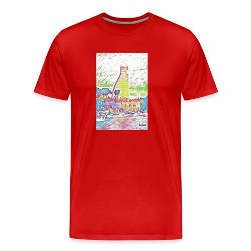 Brindisi - Maglietta Premium da uomo