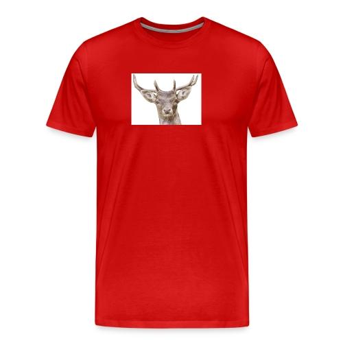 CAZADORES - Camiseta premium hombre