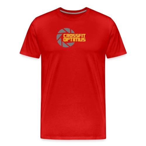 cfo back - Men's Premium T-Shirt