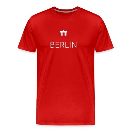 Berlin 01 - Männer Premium T-Shirt