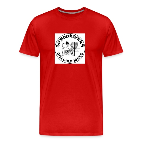 sumo logo jpg - Männer Premium T-Shirt
