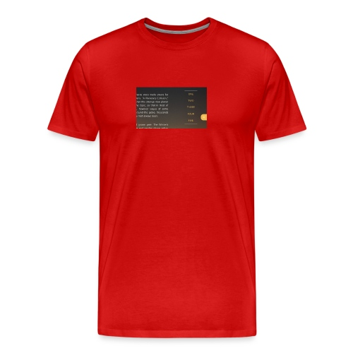 smart-jpg - Mannen Premium T-shirt