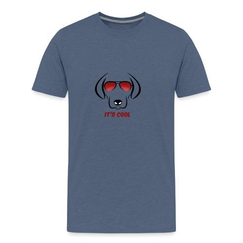 it's cool - Männer Premium T-Shirt