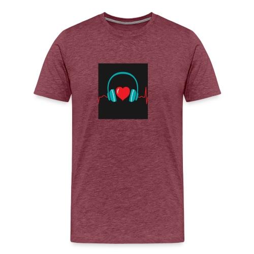 Victoria Sowinska - Men's Premium T-Shirt