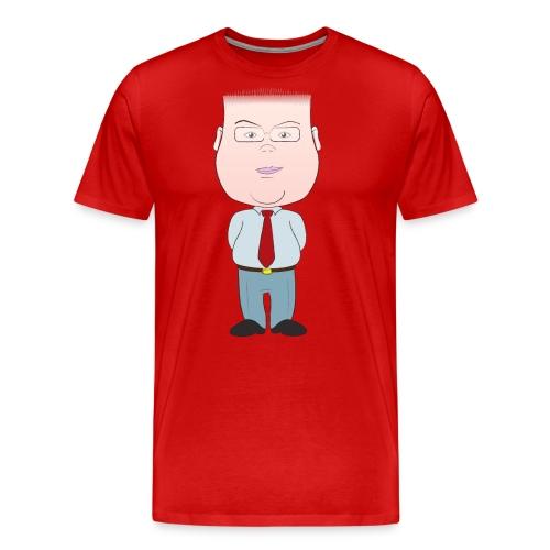 path65762 - Mannen Premium T-shirt
