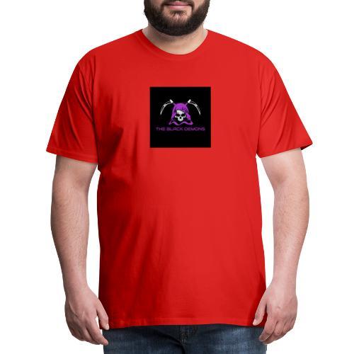 csgo team logo - Herre premium T-shirt