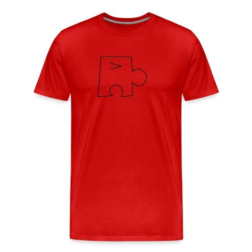 Rompe cabezas - Camiseta premium hombre