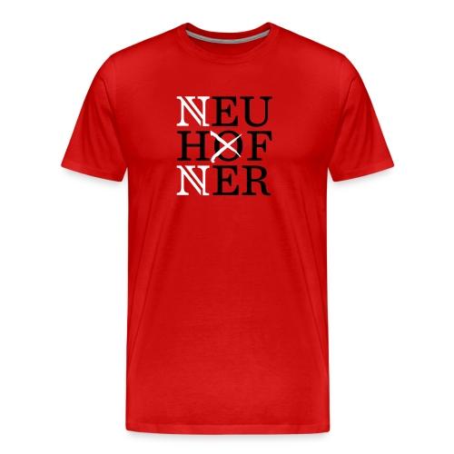 Neuhofner - Männer Premium T-Shirt