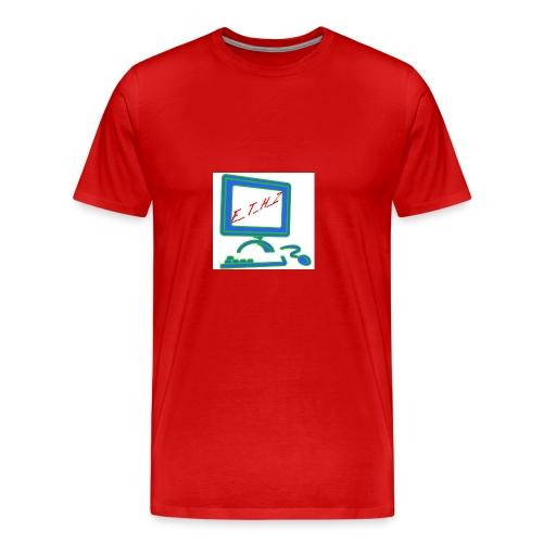 E_T_H_Z - Men's Premium T-Shirt