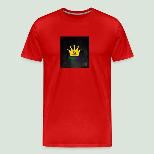 DonKe 12er Fashion - Männer Premium T-Shirt
