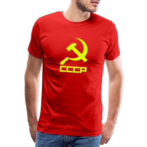 Sickle Yellow - Men's Premium T-Shirt
