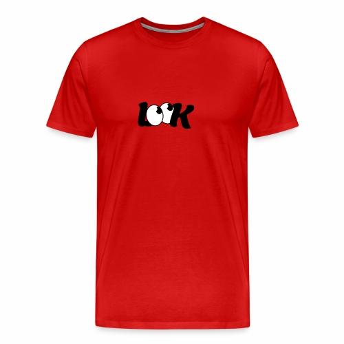 LOOK - Koszulka męska Premium