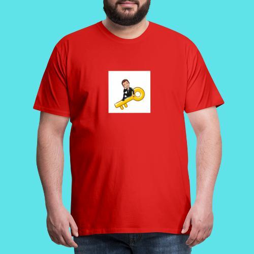 Just be u - Men's Premium T-Shirt