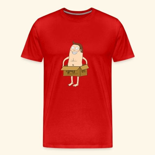 Hnn Moobs - Men's Premium T-Shirt