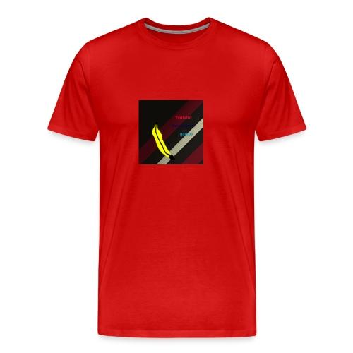 HCG Banaan - Mannen Premium T-shirt