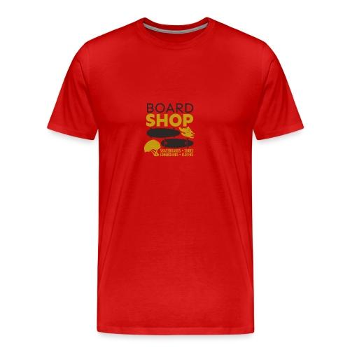 Boardshop - Men's Premium T-Shirt