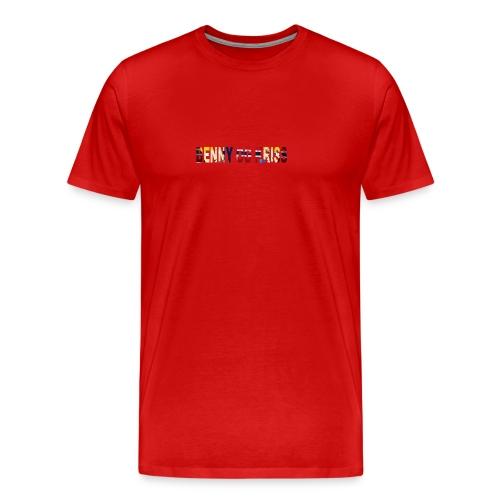 BennyOgKriss Orginal - Premium T-skjorte for menn