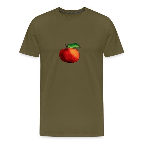 mela-png - Maglietta Premium da uomo