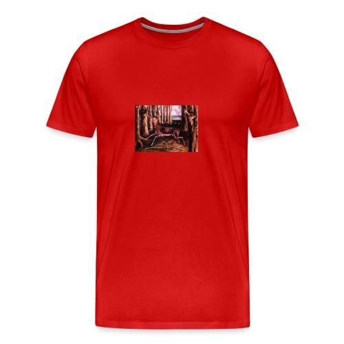 Frida01 - Maglietta Premium da uomo