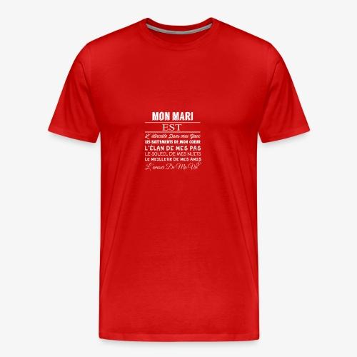 Design PNG - T-shirt Premium Homme