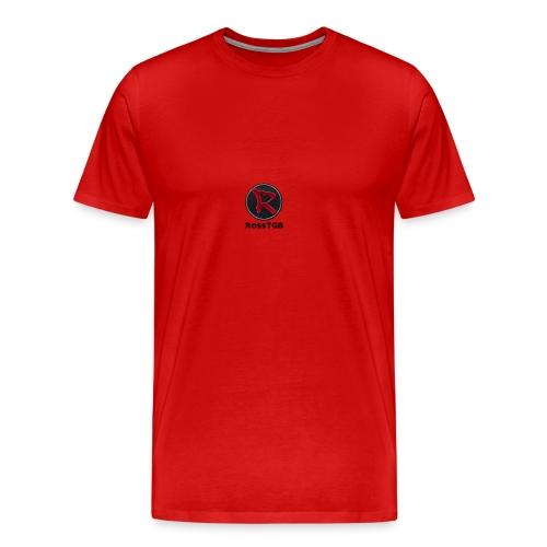 RossTGB LOGO - Men's Premium T-Shirt