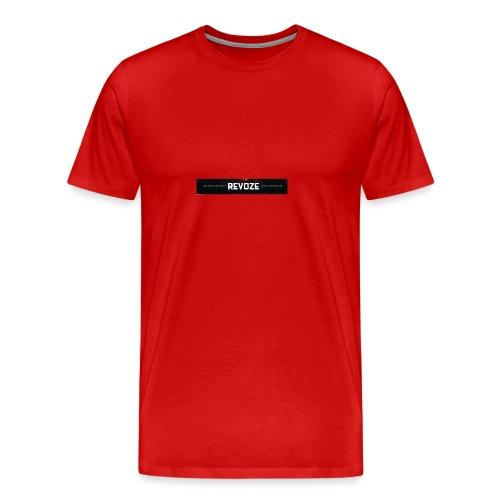 Merchandise met banner - Mannen Premium T-shirt