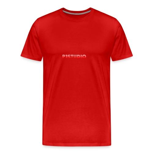 PJstudio musematte - Premium T-skjorte for menn