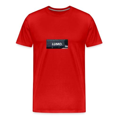 Lumo Label - Männer Premium T-Shirt