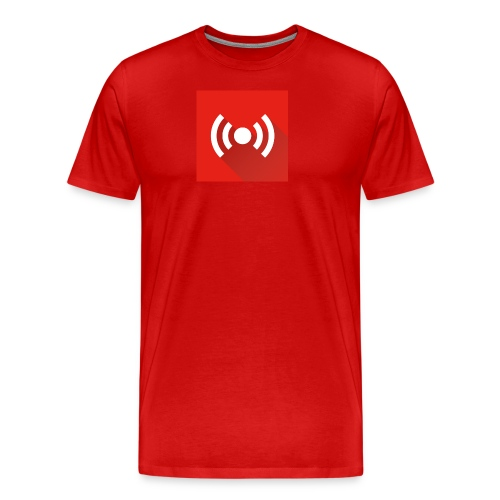 officiële youtube live stream - Mannen Premium T-shirt
