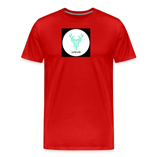 leWoW - Männer Premium T-Shirt