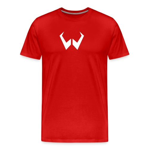 logo de without gravity pk - Camiseta premium hombre