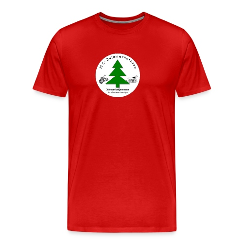 MCJul - Herre premium T-shirt