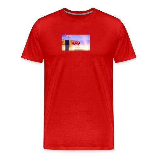 iiDekuBanner - Men's Premium T-Shirt