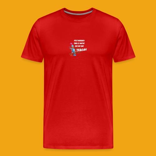 CAMISETA GALLO - Camiseta premium hombre