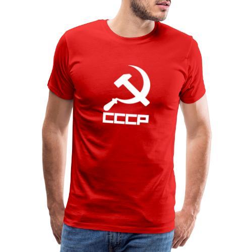 Sickle White - Men's Premium T-Shirt